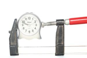 Pressa tiden till max